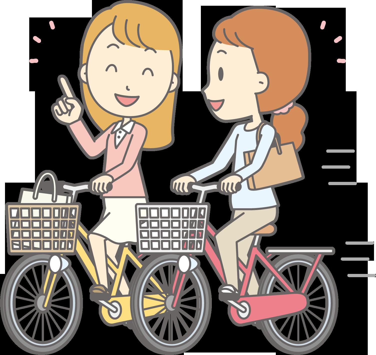 自転車通勤での汗対策とおすすめの服装や女性のための秘策をご紹介