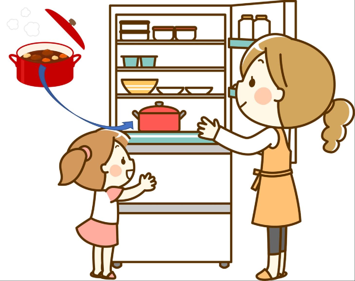 カレーの鍋ごと冷蔵あり?保存の仕方と保存期間と賞味期限を伝授します!